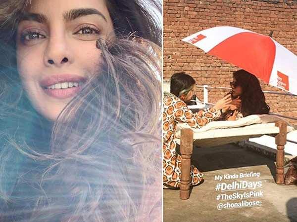 Priyanka Chopra and Farhan Akhtar shoot a romantic song for their next