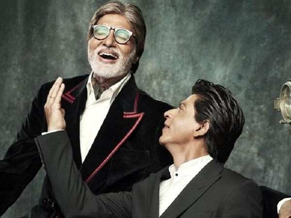 Shah Rukh Khan invites Amitabh Bachchan to spend time with AbRam
