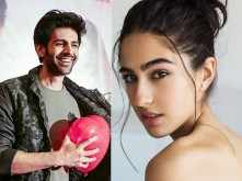 Wonder if Kartik Aaryan will date Sara Ali Khan? The actor answers