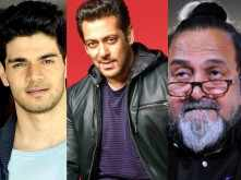 Mahesh Manjrekar and Sooraj Pancholi visit an injured Salman Khan