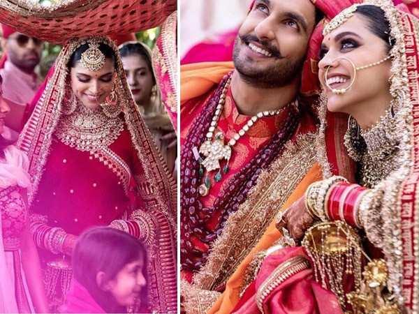 Ranveer Singh and Deepika Padukone's Anand Karaj pictures look nothing short of surreal