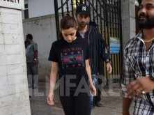 Ranbir Kapoor and Alia Bhatt spotted together in Mumbai