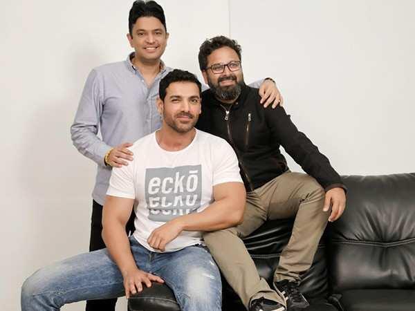 John Abraham, Nikhil Advani and Bhushan Kumar to produce six films