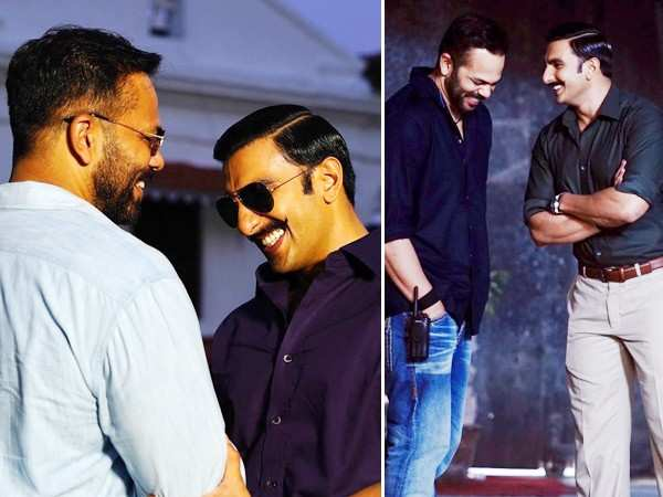 Ranveer Singh gives an emotional speech after wrapping up Simmba