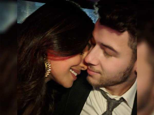 Aww! Priyanka Chopra welcomes fiancé Nick Jonas in India