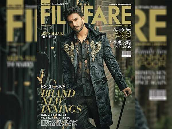 Ranveer Singh goes luxe in London for our latest cover
