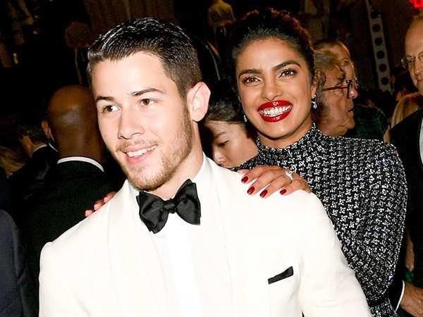 Priyanka Chopra – Nick Jonas to host a wedding reception in Delhi