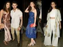 Priyanka Chopra and Nick Jonas kick-start their pre-wedding celebrations