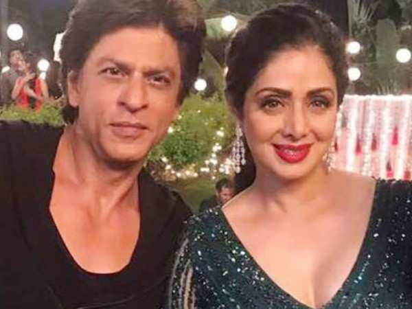 Late Sridevi's last song to be the surprise element in Zero