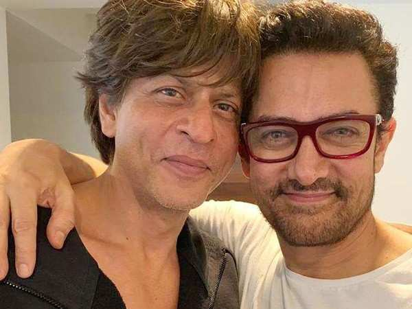 Aamir Khan says he's happy Shah Rukh Khan is doing Saare Jahaan Se Achha