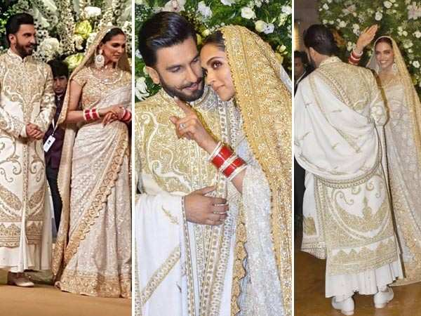 Inside Deepika Padukone and Ranveer Singh's Mumbai reception