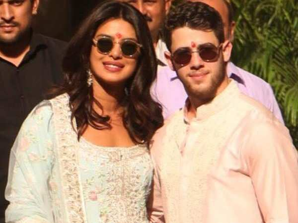Just in: No cell phones allowed at Priyanka Chopra – Nick Jonas's wedding