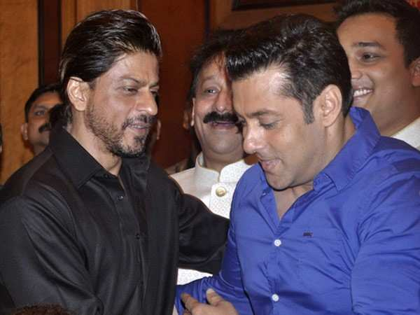 Here's how Shah Rukh Khan describes his relationship with Salman Khan