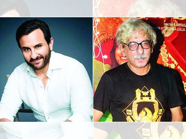 Saif Ali Khan to collaborate with Sriram Raghavan for his next film