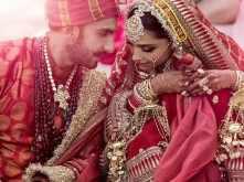 Hidden details about Deepika Padukone and Ranveer Singh's wedding looks
