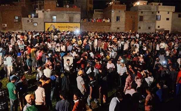 Amritsar Train Tragedy