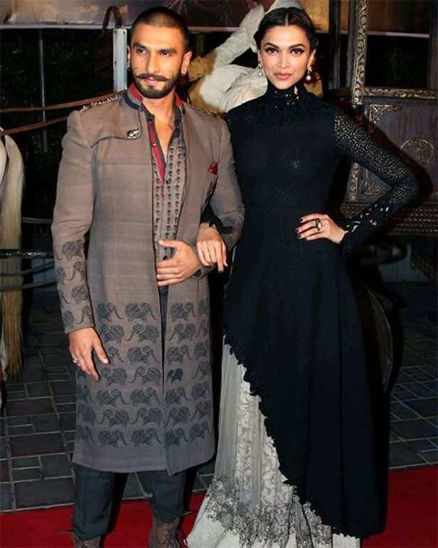 Deepika Padukone, Ranveer Singh, DeepVeer Wedding Reception