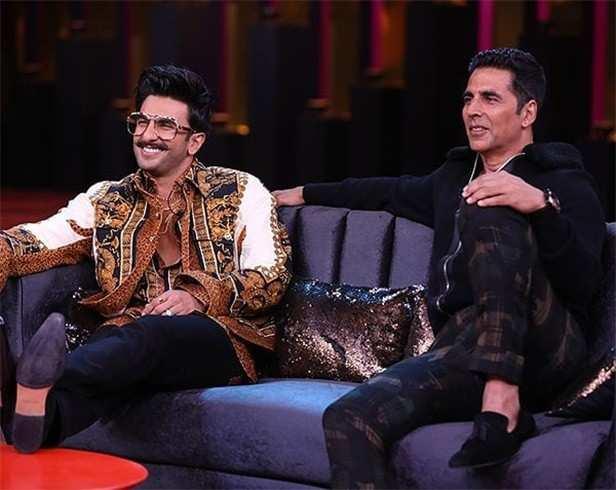 Ranveer Singh Kuch Kuch Hota Hai