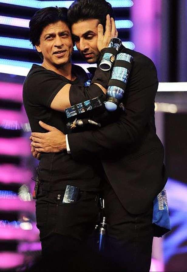 Shah Rukh Khan, Ranbir Kapoor