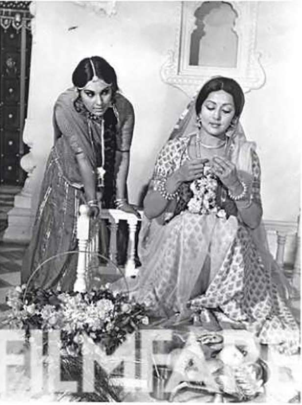 The original dream girl: Hema Malini