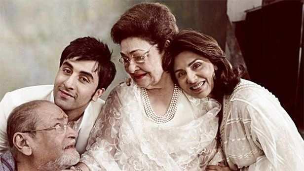 Amitabh Bachchan, Krishna Raj Kapoor