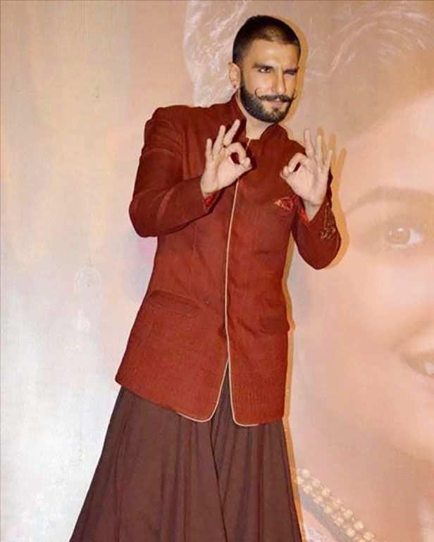 Ranveer Singh, Ali Abbas Zafar