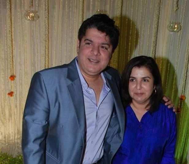 Farah Khan, Farhan Akhtar, Twinkle Khanna, Dia Mirza, Sajid Khan