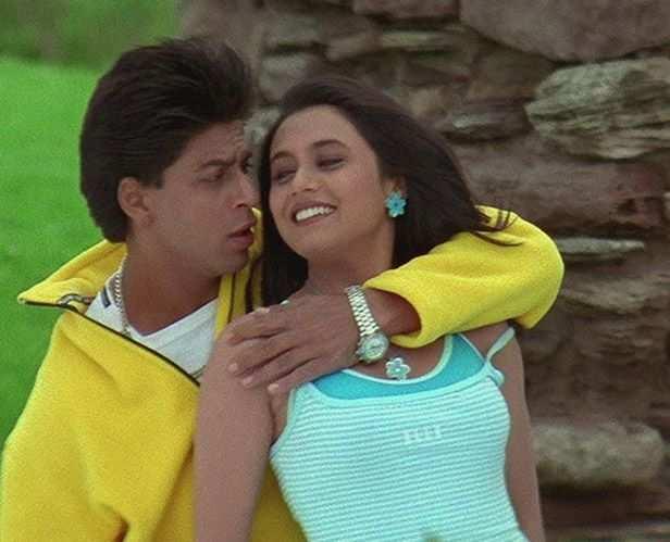 Shah Rukh Khan, Rani Mukerji