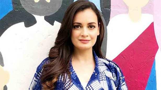Dia Mirza, Mahesh Bhupathi, Lara Dutta