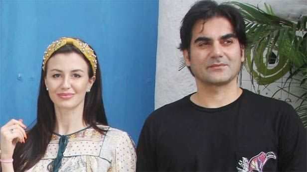 Just in! Arbaaz Khan accepts being in a relationship with ...