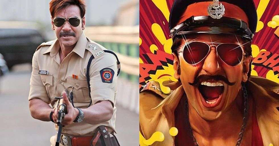 Ajay Devgn to have a face-off with Ranveer Singh in Simmba