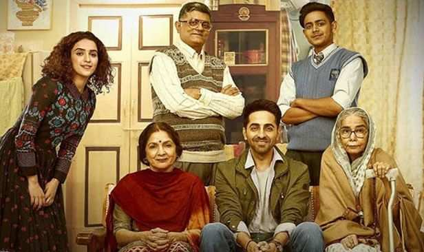 Ayushmann Khurrana's Badhaai Ho soars at the box-office