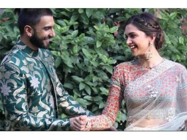 Deepika Padukone has the most romantic thing to say about Ranveer Singh
