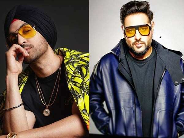 Diljit Dosanjh to be accompanied by Badshah on Koffee With Karan season 6