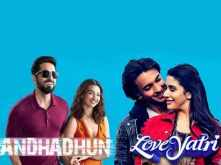Andha Dhun and LoveYatri box-office collections