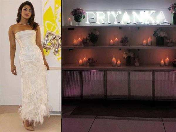 Inside photos and videos from Priyanka Chopra's bridal shower in New York