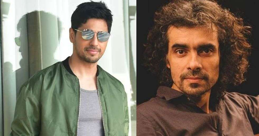 Filmfare Exclusive! Imtiaz Ali to work with Sidharth Malhotra?