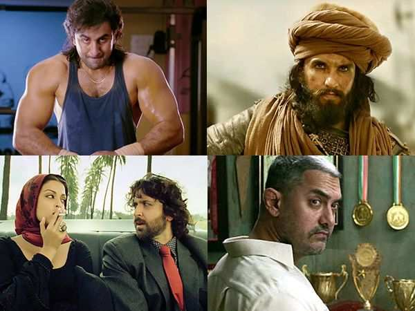 5 times Bollywood actors took method acting to another level