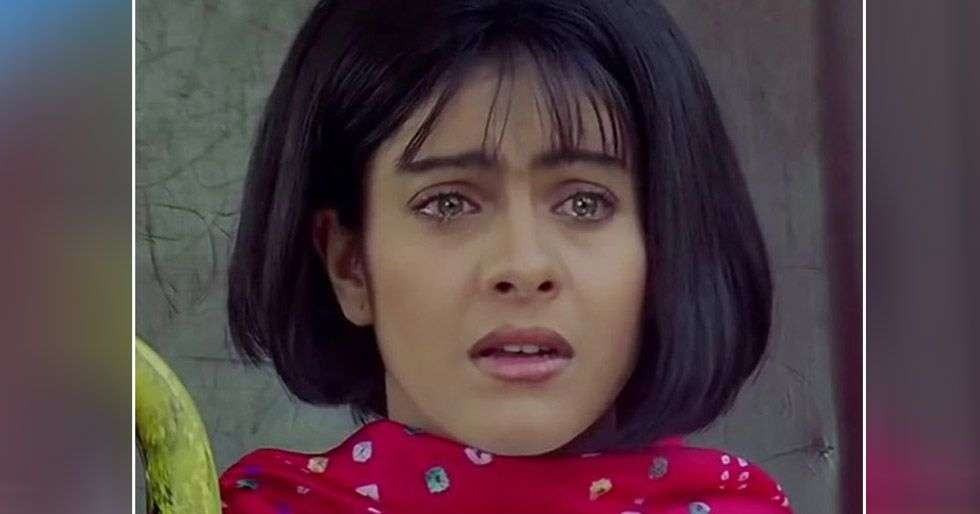 Throwback video! When Kajol lost her memory while shooting for KKHH