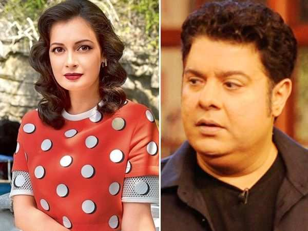 """Sajid was obnoxious, extremely sexist and ridiculous."" – Dia Mirza"