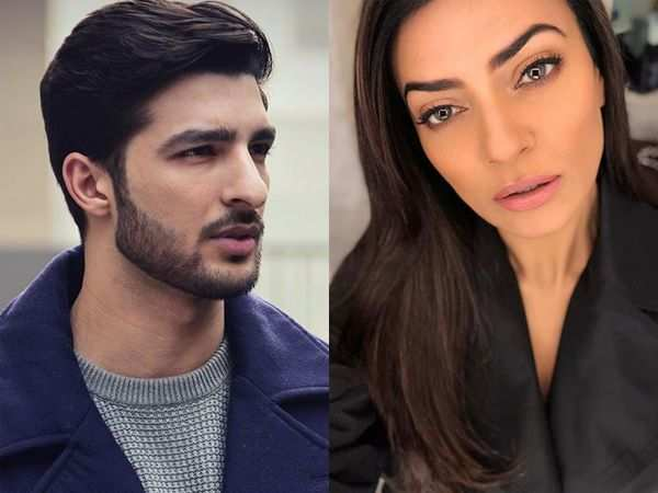 This is how Sushmita Sen confirmed her relationship with Rohman Shawl
