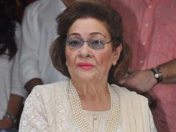 Late Raj Kapoor's wife Krishna Raj Kapoor passes away
