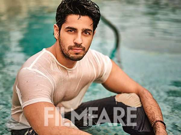 Siddharth Malhotra's latest interview with Filmfare