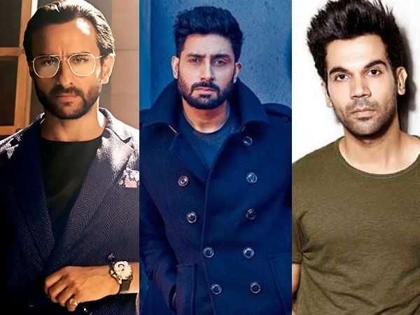 Saif Ali Khan, Abhishek Bachchan and Rajkummar Rao in Anurag Basu's film?