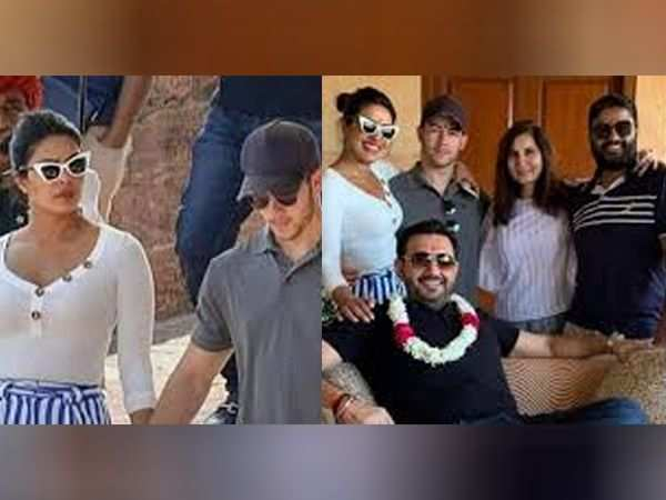 Priyanka Chopra and Nick were not in Jodhpur to pick the wedding location