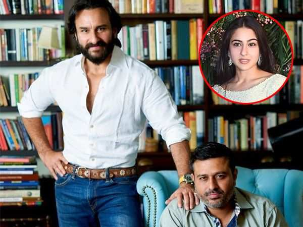 Not Sara Ali Khan but a new girl to star in Saif Ali Khan's Jawani Janeman