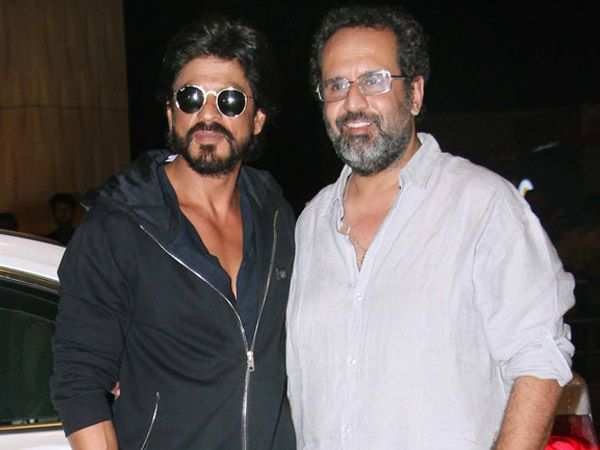"""SRK's role in Zero drained him mentally and physically."" – Aanand L Rai"