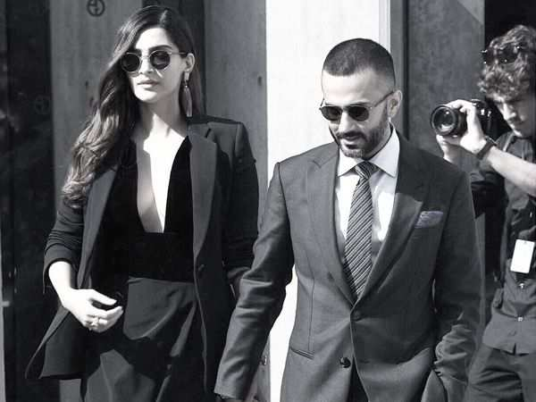 Sonam Kapoor's National Boyfriend Day wish for Anand Ahuja is too cute