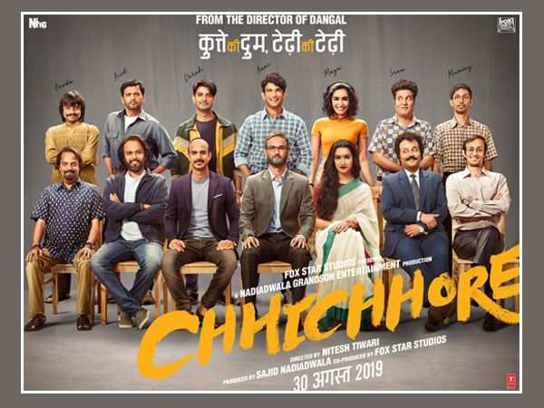 Shraddha Kapoor and Sushant Singh Rajput's Chhichhore has a hilarious twist