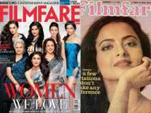 Birthday Special! Rekha's best Filmfare covers
